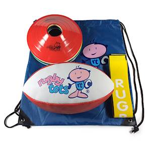 *Special Offer* Why not add a Rugbytots practice bundle?